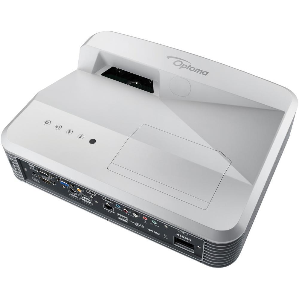 1280 x 800 WXGA Projector with 4000 Lumens