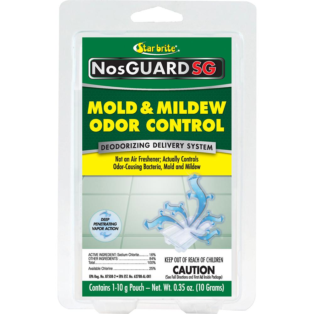 Star Brite NosGUARD SG Mold and Mildew Odor Control Deodorizing Delivery System
