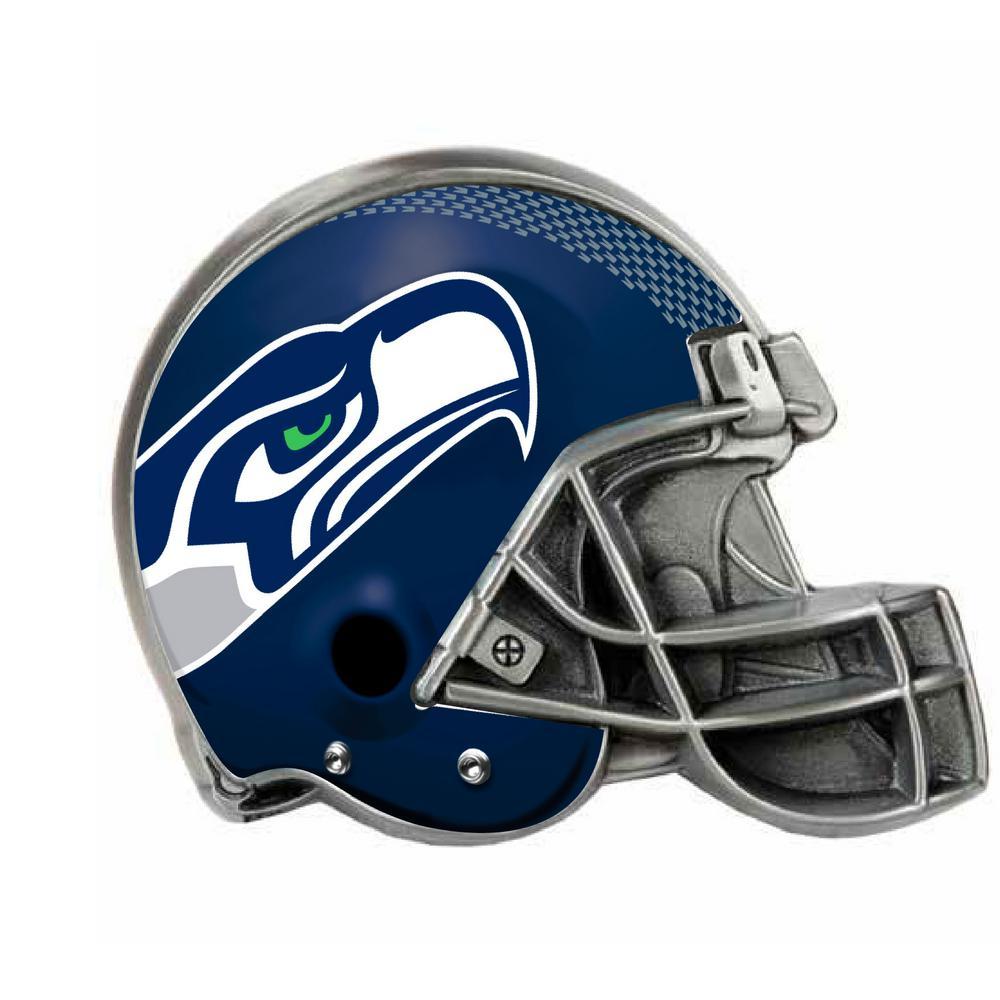 Seattle Seahawks Helmet Hitch Cover