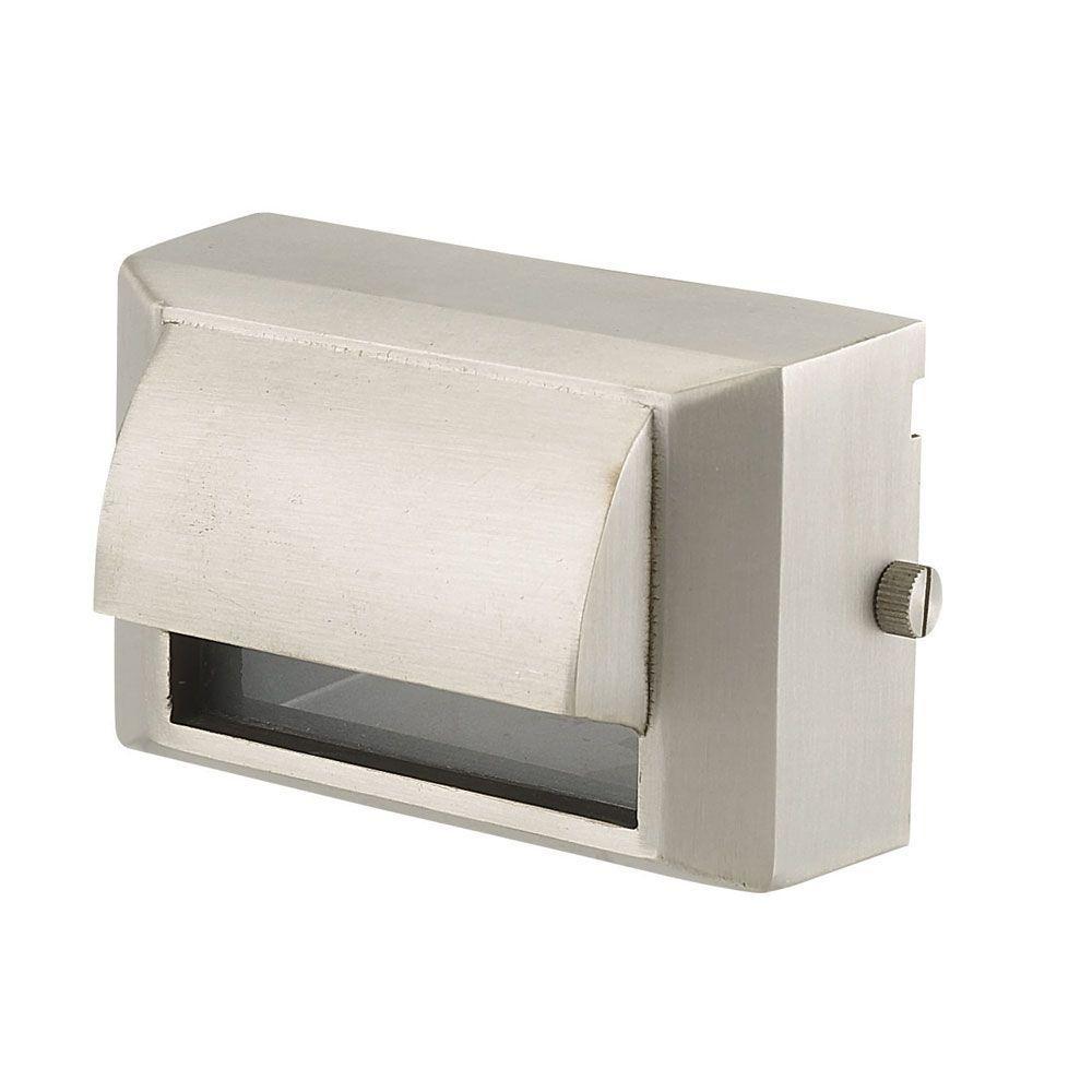 Best Quality Lighting 2-Light Stainless Steel Die-Cast Brass Short Surface Mount
