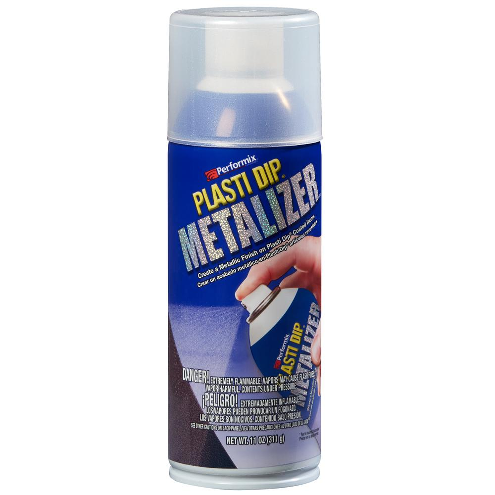 Plasti Dip 11 oz. Silver Metalizer