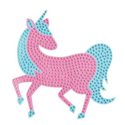 Pink One of A Kind Bling Art Wall Decal (Set of 2)