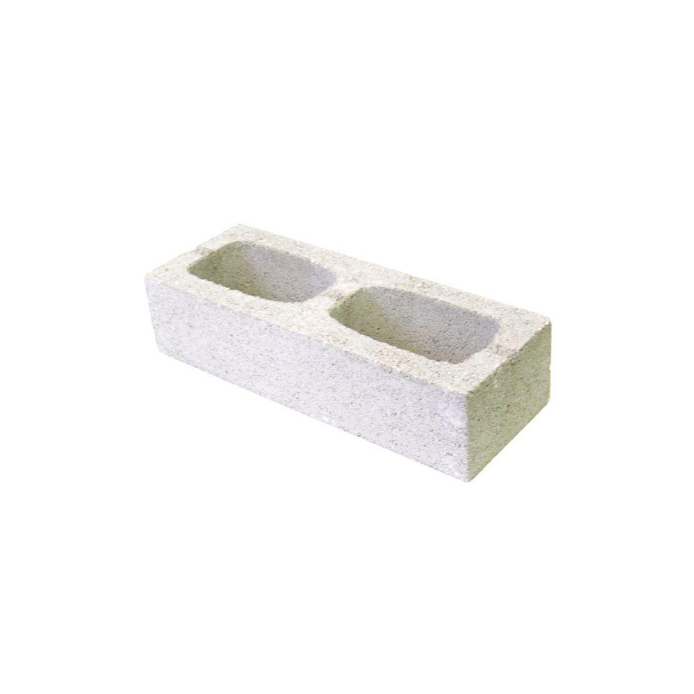 6 in. x 4 in. x 16 in. Concrete Double Solid