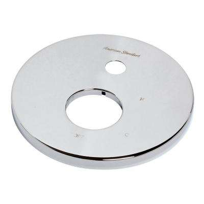 Escutcheon with Diverter, Polished Chrome