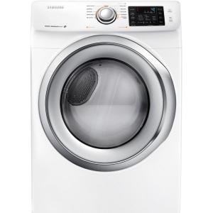 75 Cu Ft Electric Dryer In White
