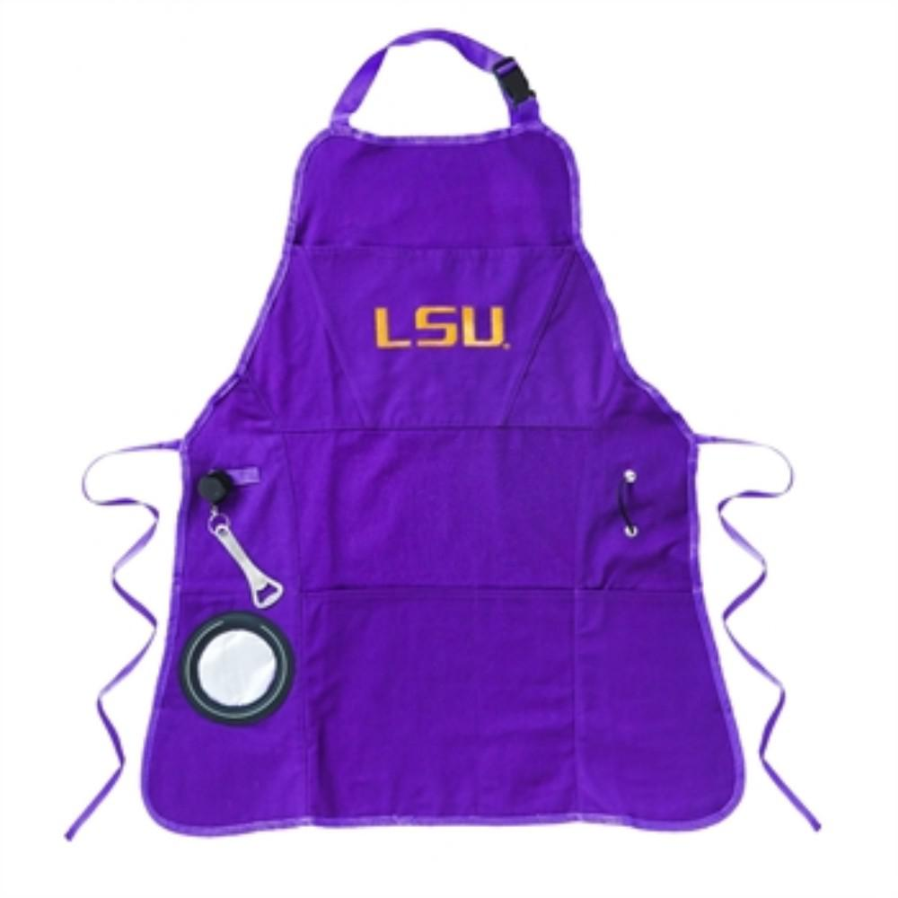 Louisiana State University NCAA 24 in. x 31 in. Cotton Canvas