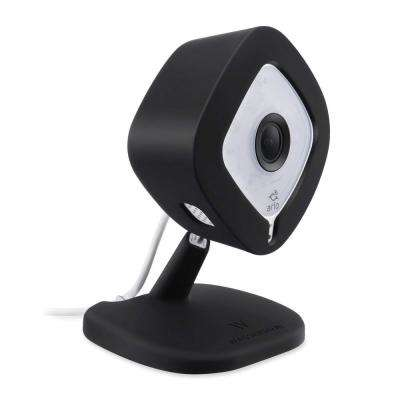 Colorful Silicone Skins for Arlo Q Security Camera, Black
