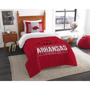 Arkansas 2-Piece Modern Take Multi Twin Comforter Set by