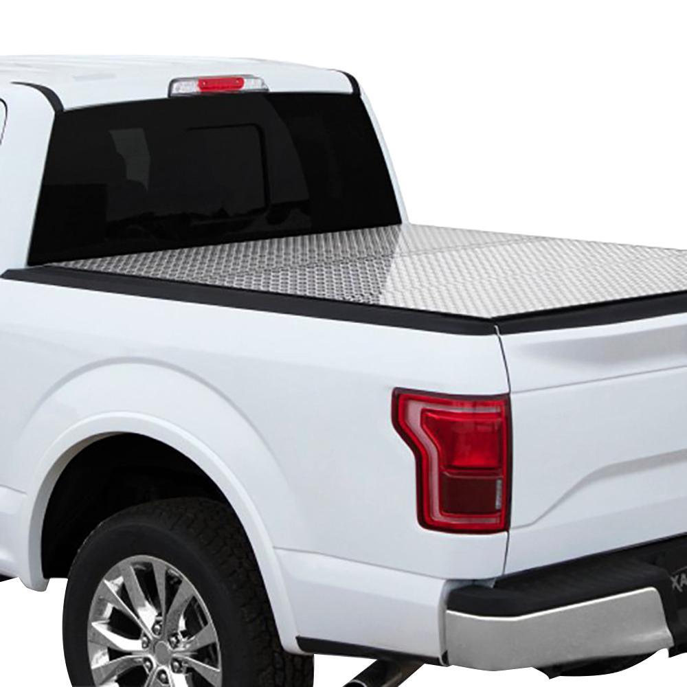 LOMAX Professional Series Tri-Fold Cover 2019+ Ram 1500 6ft 4in Box Standard Bed (w/o RamBox)