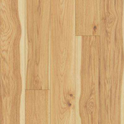 Outlast+ Arden Blonde Hickory 10 mm Thick x 6-1/8 in. Wide x 47-1/4 in. Length Laminate Flooring (967.2 sq. ft.)