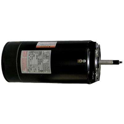 1 HP Pool Hardware Single Speed Full Rate Replacement Motor