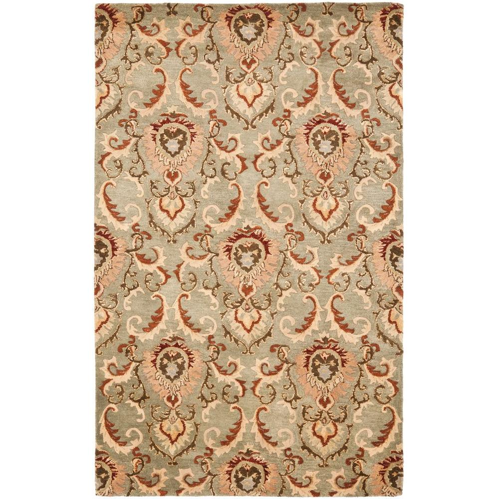 Safavieh Soho Multi 5 ft. x 8 ft. Area Rug