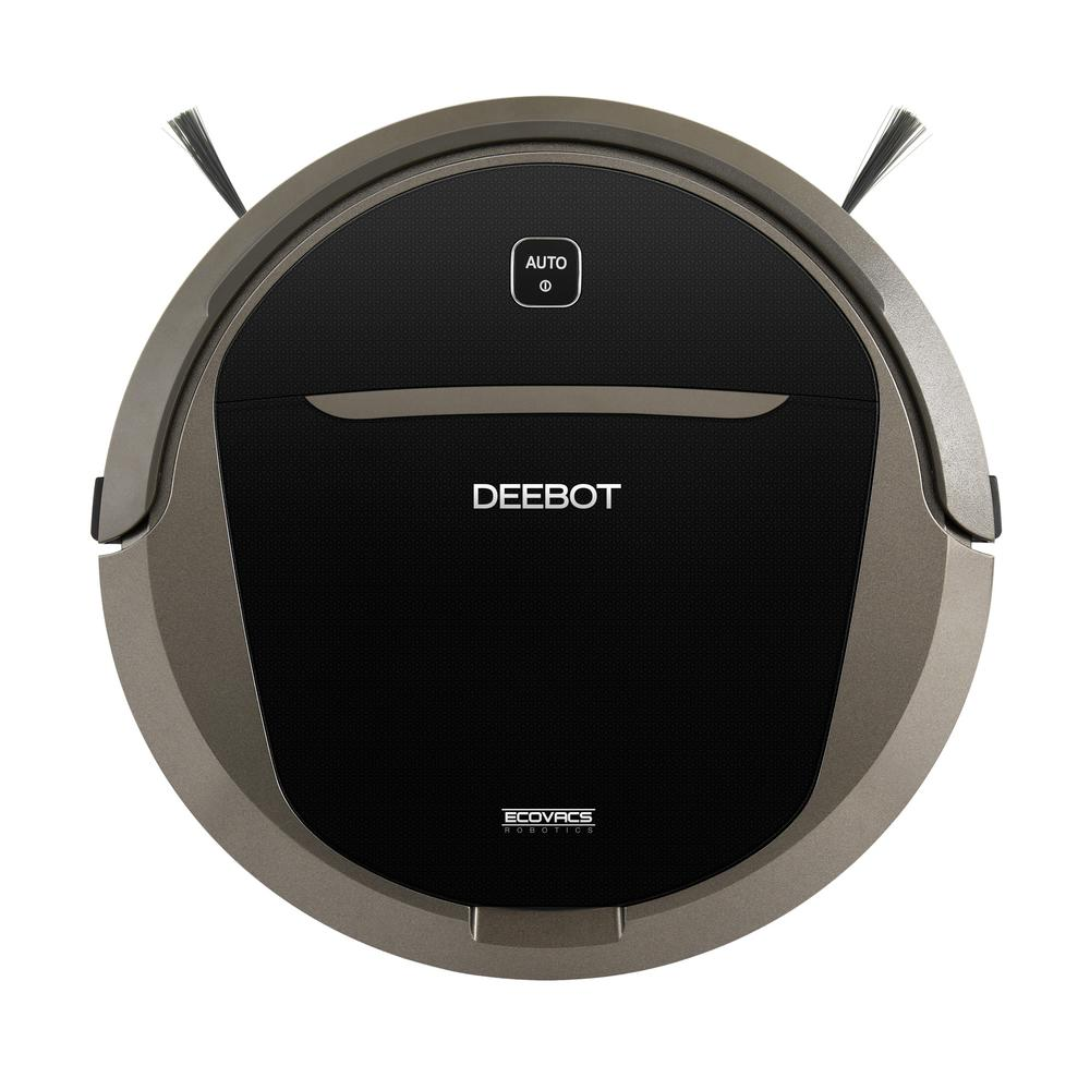 Ecovacs Deebot Multi Surface Robotic Vacuum Cleaner With