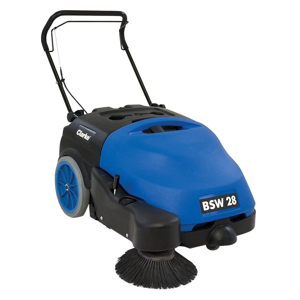 Clarke BSW 28 Commercial Battery Sweeper