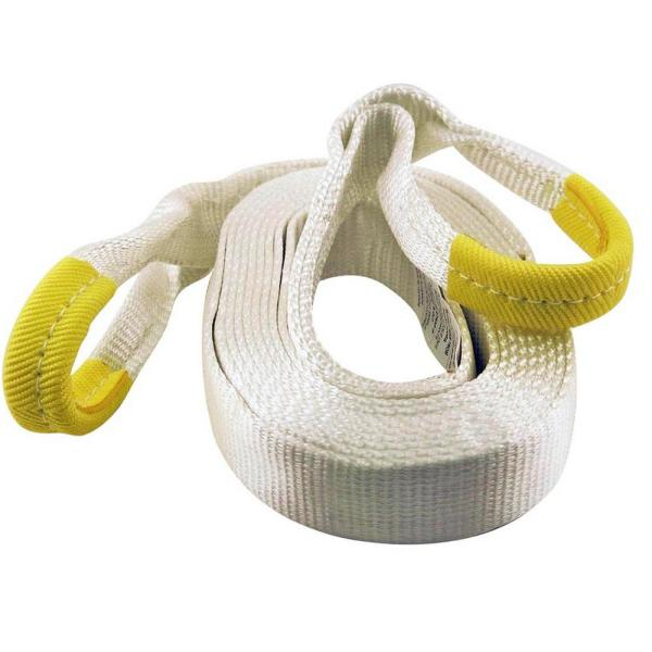 30 ft. x 3 in. 27,000 lb. Recovery Strap Bulk