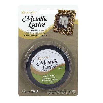 Metallic Lustre 1 oz. Lavish Green