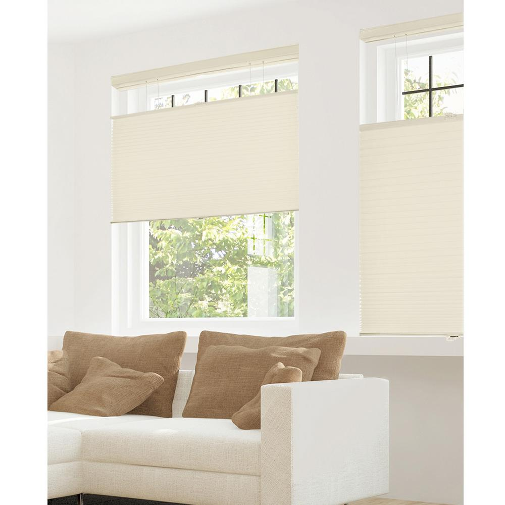 Chicology Cut To Width Fawn 916 In Privacy And Light Filtering
