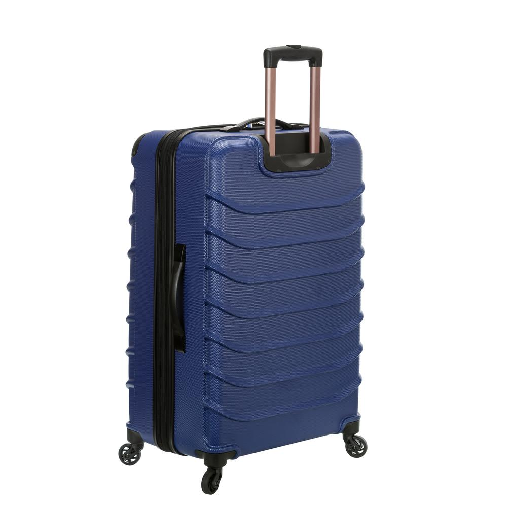 9ccd5be76 Rockland Rockland Expandable Speciale 2-Piece Hardside Spinner Luggage Set,  Blue F230-BLUE - The Home Depot