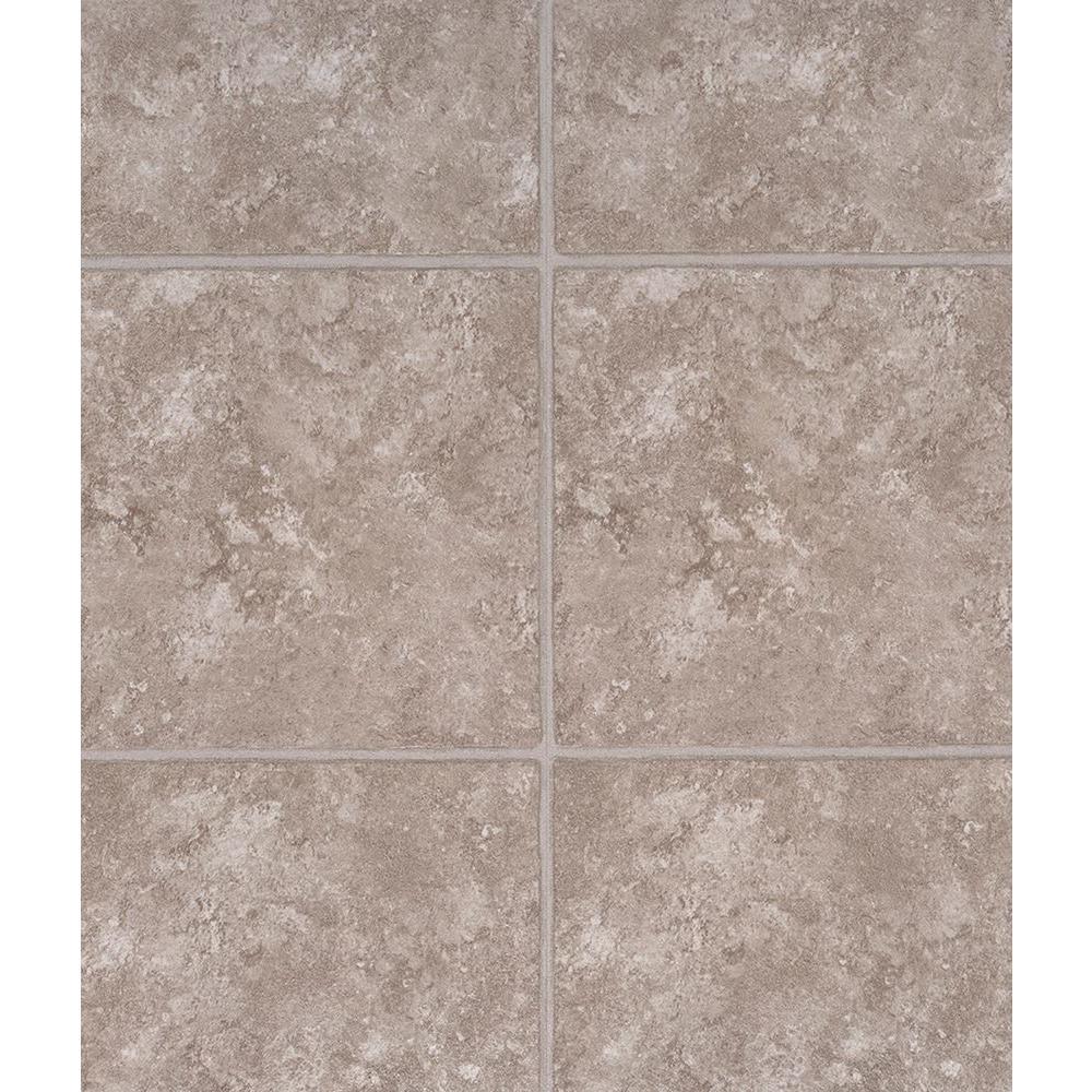 Venetian Sand 12 in. x 36.61 in. x 0.15 in. Grout Line Luxury Vinyl Tile (15.26 sq. ft. / case)