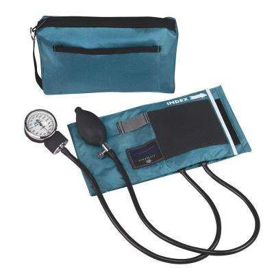 MatchMates Aneroid Sphygmomanometers Kit in Teal