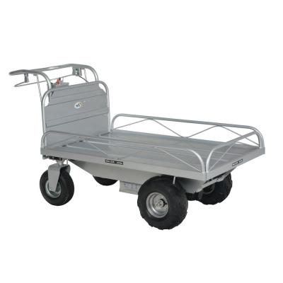 Off-Road Traction Drive Powered Cart