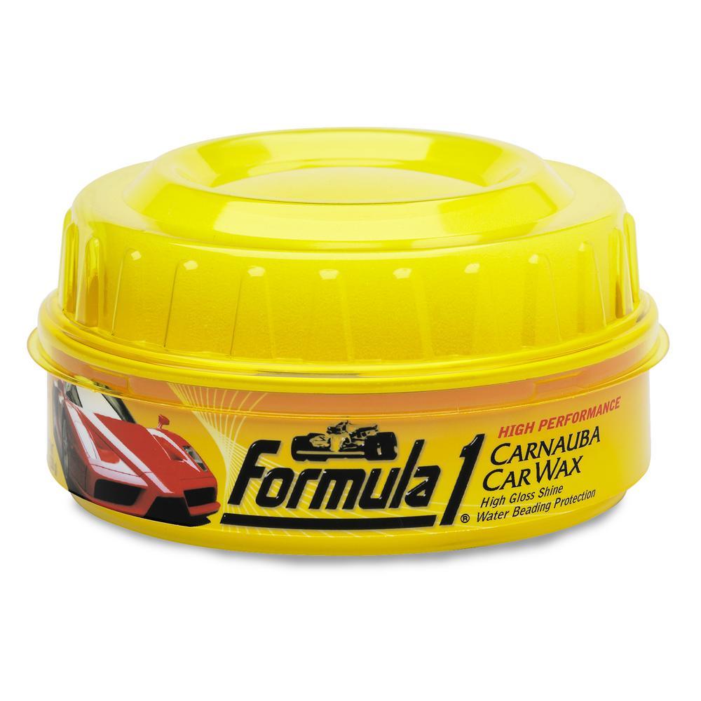 Formula 1 8 oz. Paste Wax