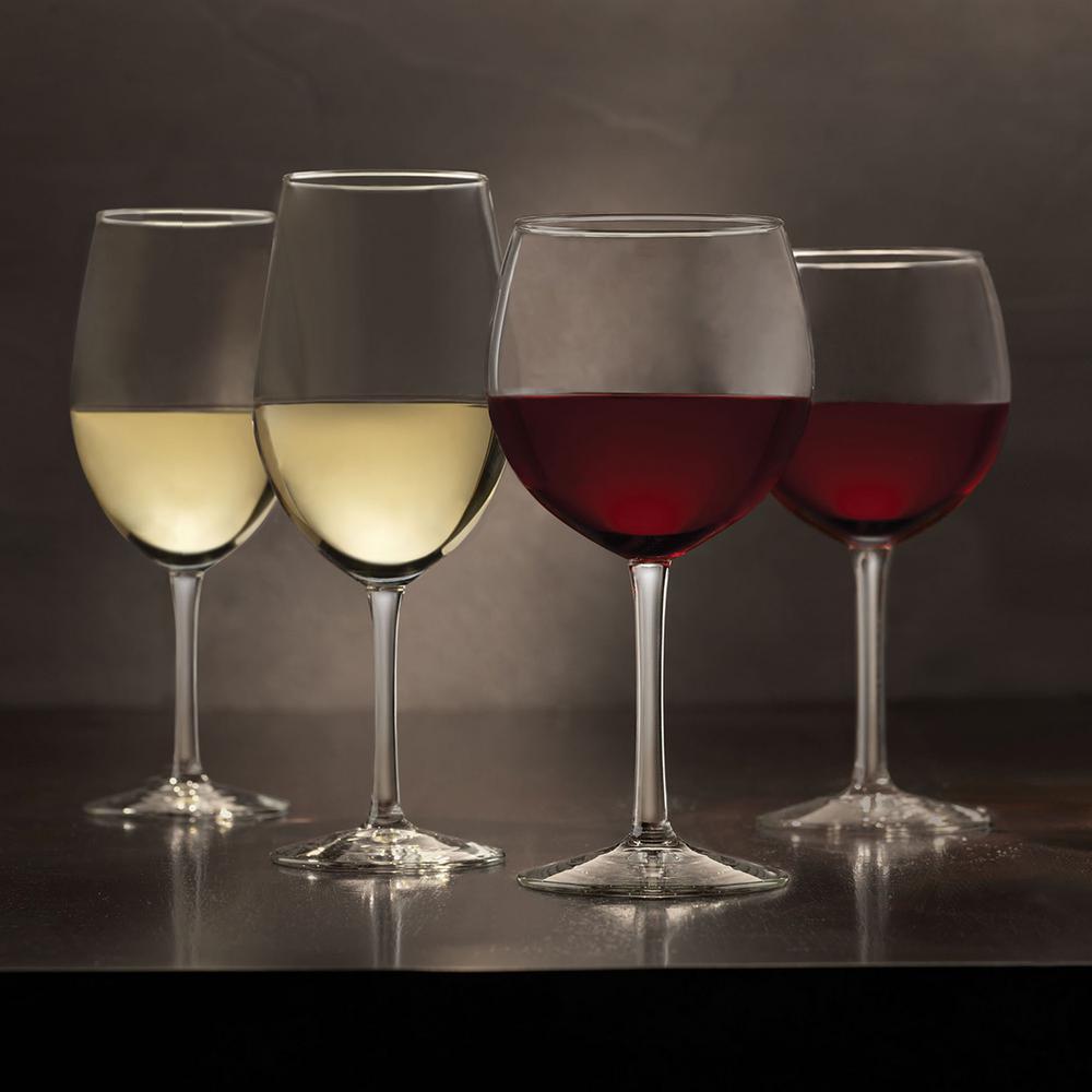Vineyard Reserve 12-Piece Glass Stemware Set