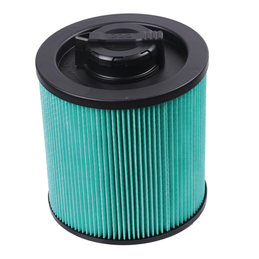 Cartridge Filter HEPA for 6 Gal. to 16 Gal. Wet/Dry Vacuum