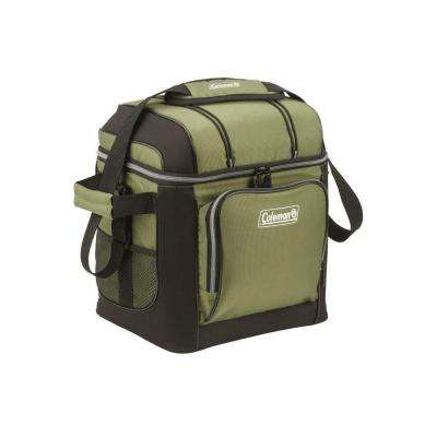 30-Can Green Soft-Sided Cooler with Liner