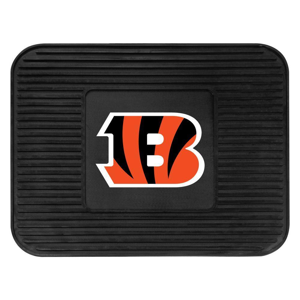 Fanmats Cincinnati Bengals 14 In X 17 In Utility Mat