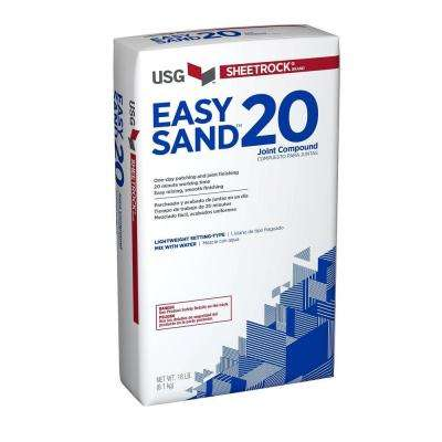 18 lbs. Easy Sand 20 Lightweight Setting-Type Joint Compound