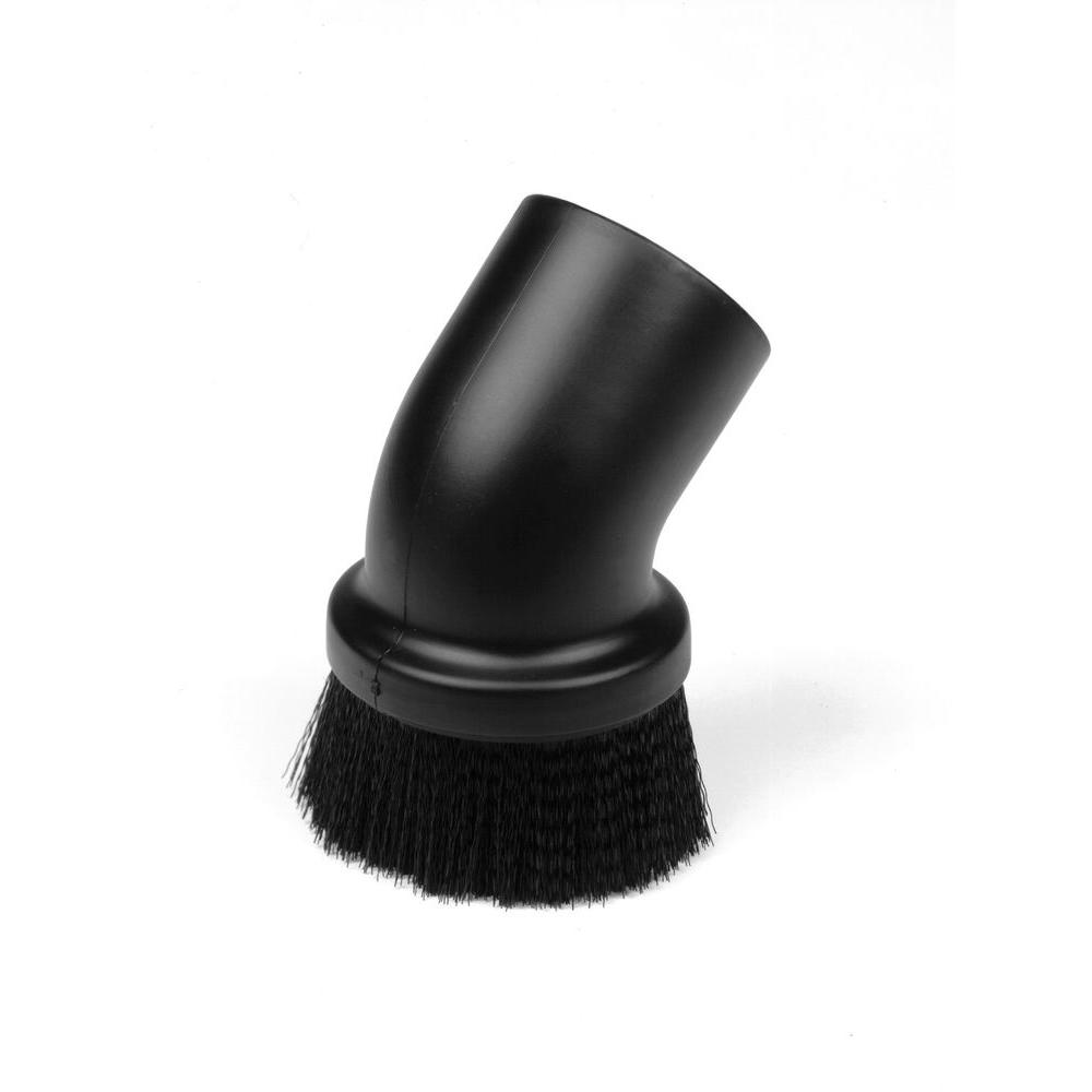 Round Dusting Brush Accessory For Ridgid Wet Dry Vacs
