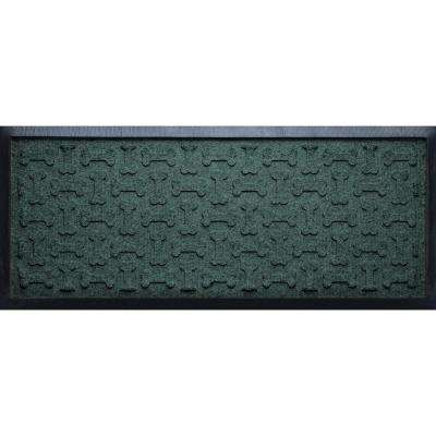 Evergreen 15 in. x 36 in. x 1/2 in. Dog Treats Boot Tray