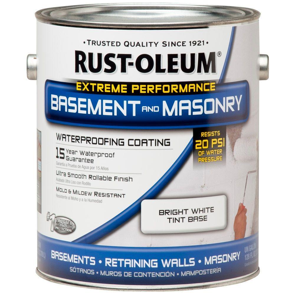 Rust Oleum 1 Gal Waterproofing Paint