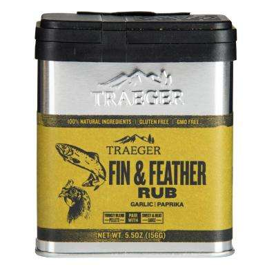 Fin and Feather Rub