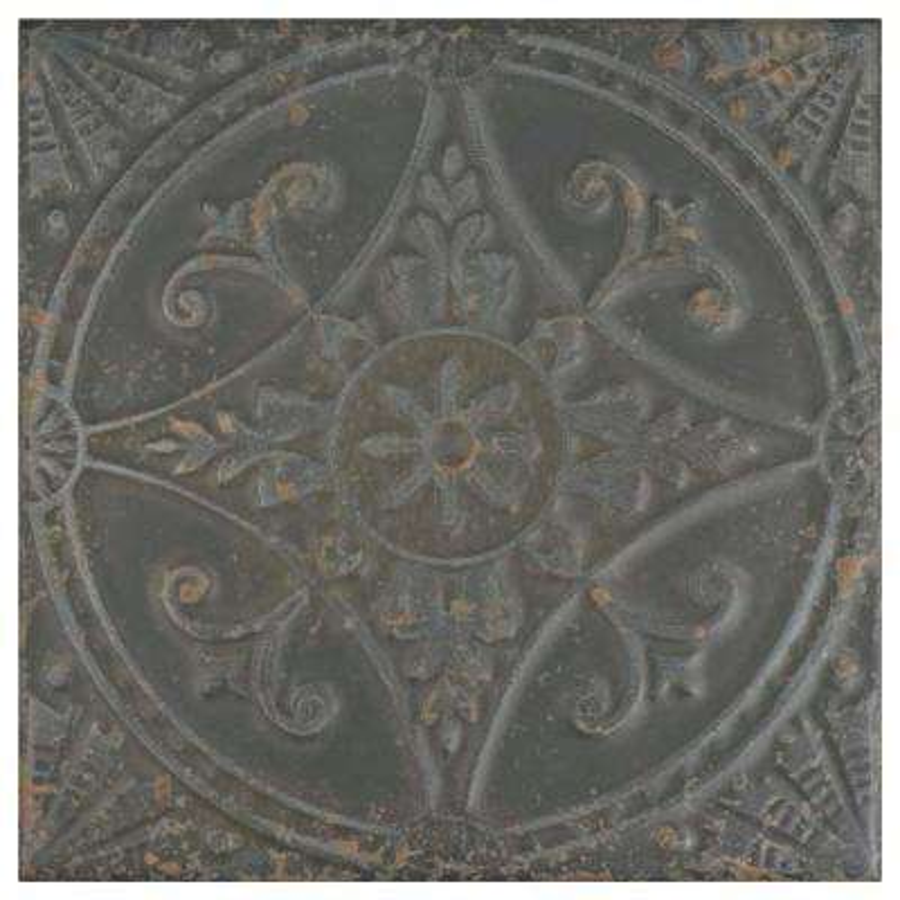 Saja Nero 13 in. x 13 in. Ceramic Floor and Wall Tile (12.2 sq. ft. / case)