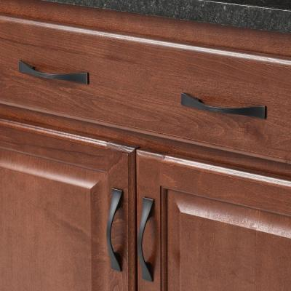 3 in. Kite Vintage Bronze Cabinet Center-to-Center Pull