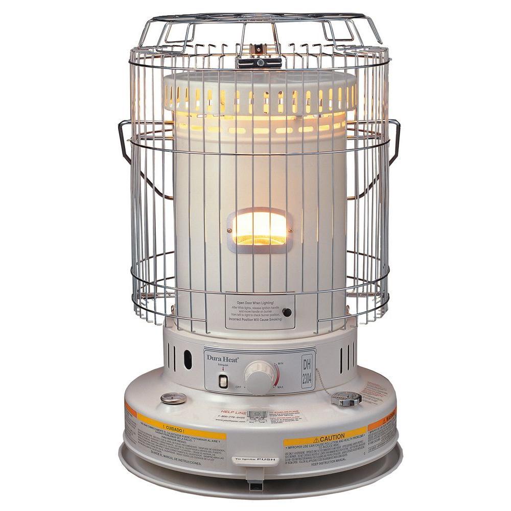 DuraHeat 23,800 BTU Kerosene Radiant Tower Heater
