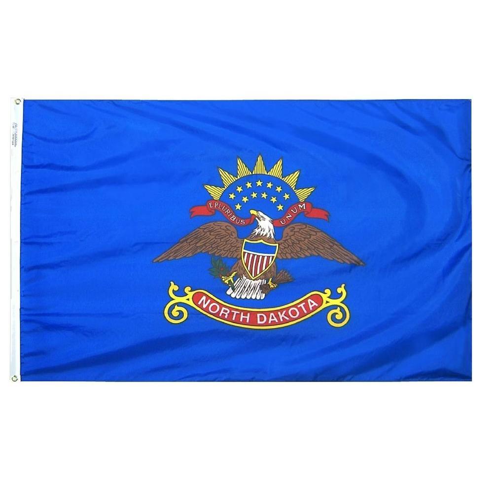 3 ft. x 5 ft. North Dakota State Flag