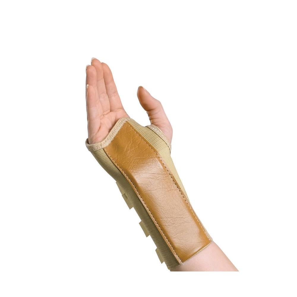Extra-Large Elastic Left-Handed Wrist Splint