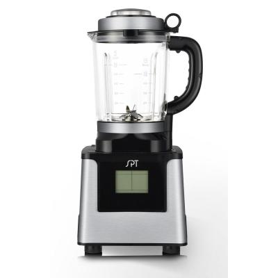 Pulverizing 67 oz. 9-Speed Black Blender with Built-In Timer