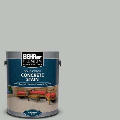 1 gal. #PFC-62 Pacific Fog Solid Color Flat Interior/Exterior Concrete Stain