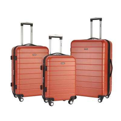 3-Piece Hardside Vertical Luggage Collection