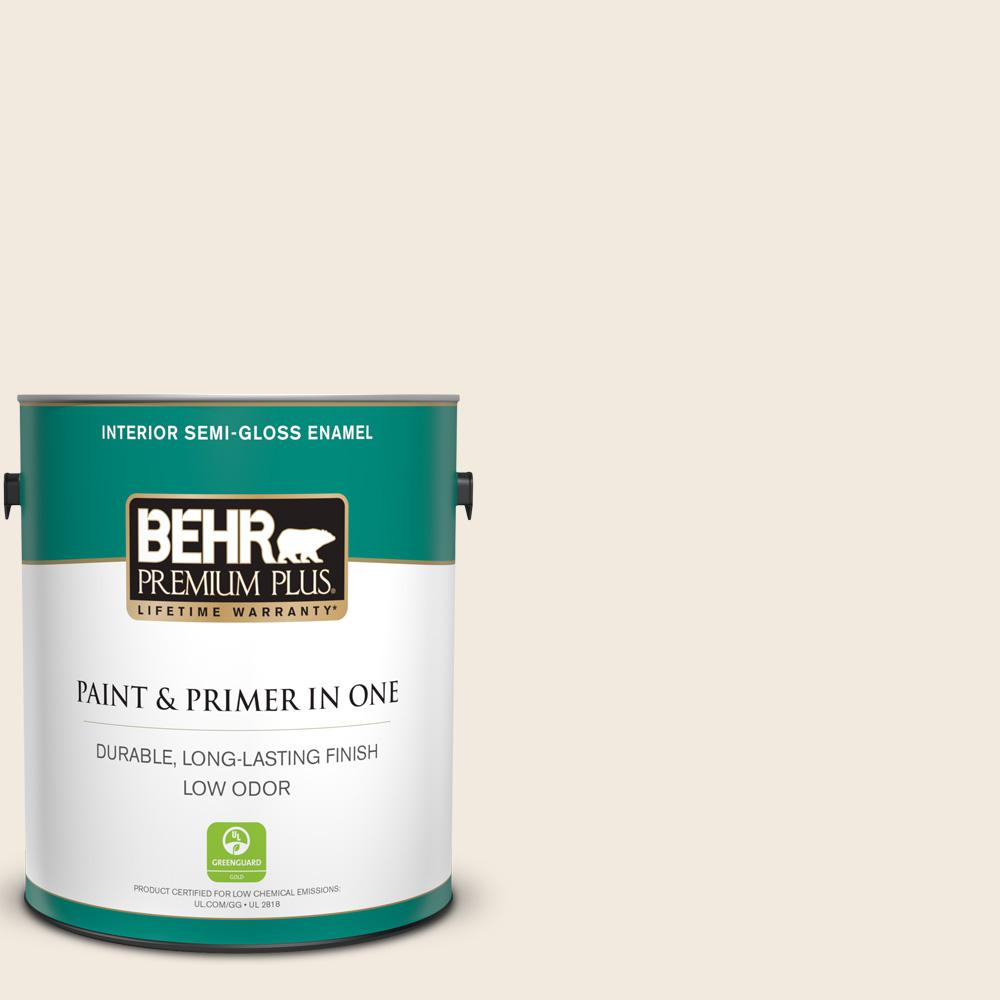 W B 710 Almond Cream Semi Gloss Enamel
