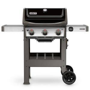 Weber Spirit II E-310 3-Burner Propane Gas Grill in Black by Weber