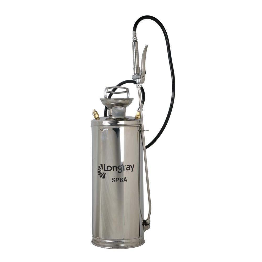 Chapin 3.5 Gallon Concrete Deck Sprayer Metal Pesticide Herbicide Industrial