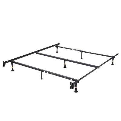 Structures Adjustable Metal Bed Frame St5033gl The Home