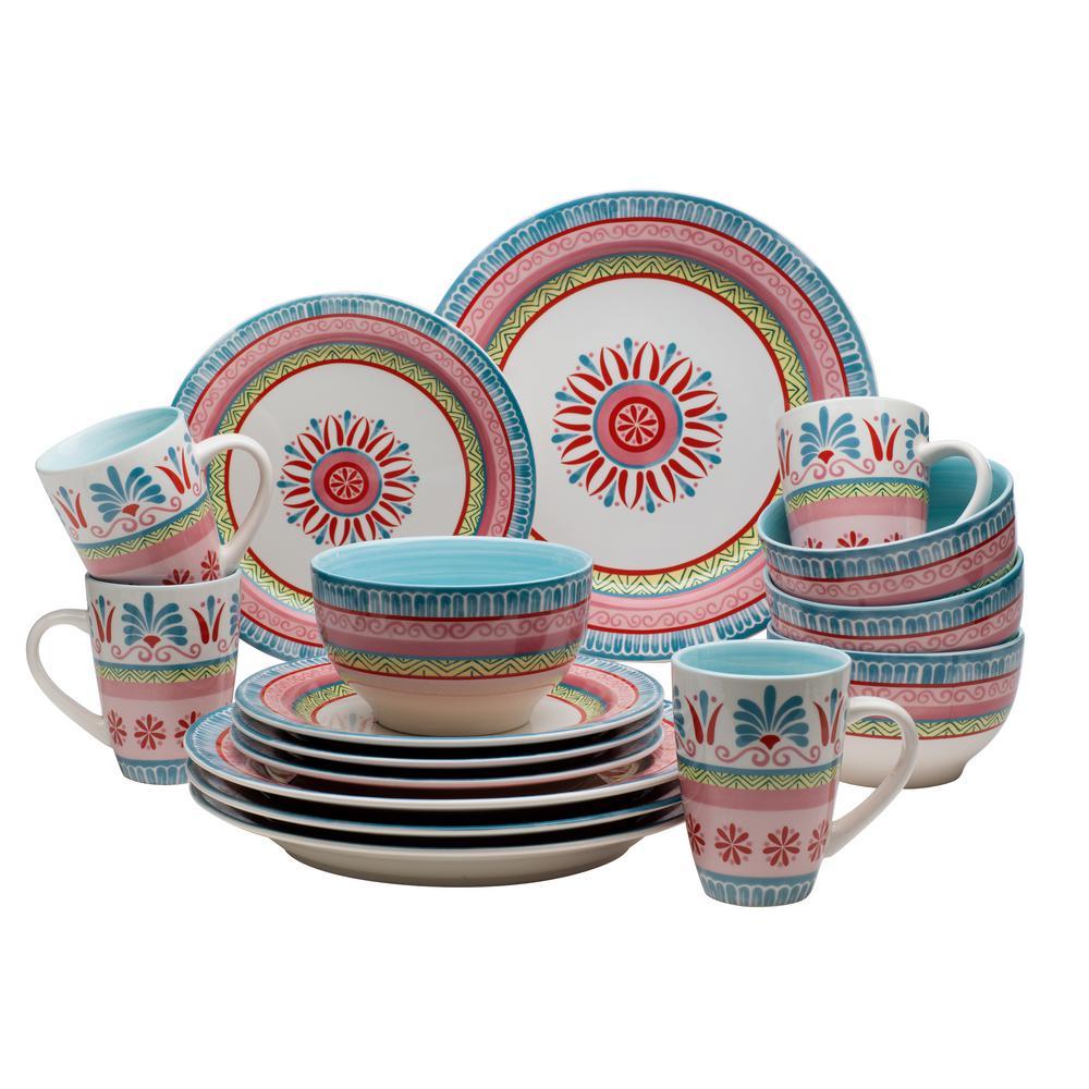 Merille 16-Piece Dinnerware Set