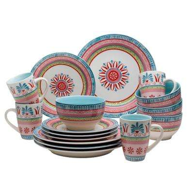 Merille 16-Piece Dinnerware Set