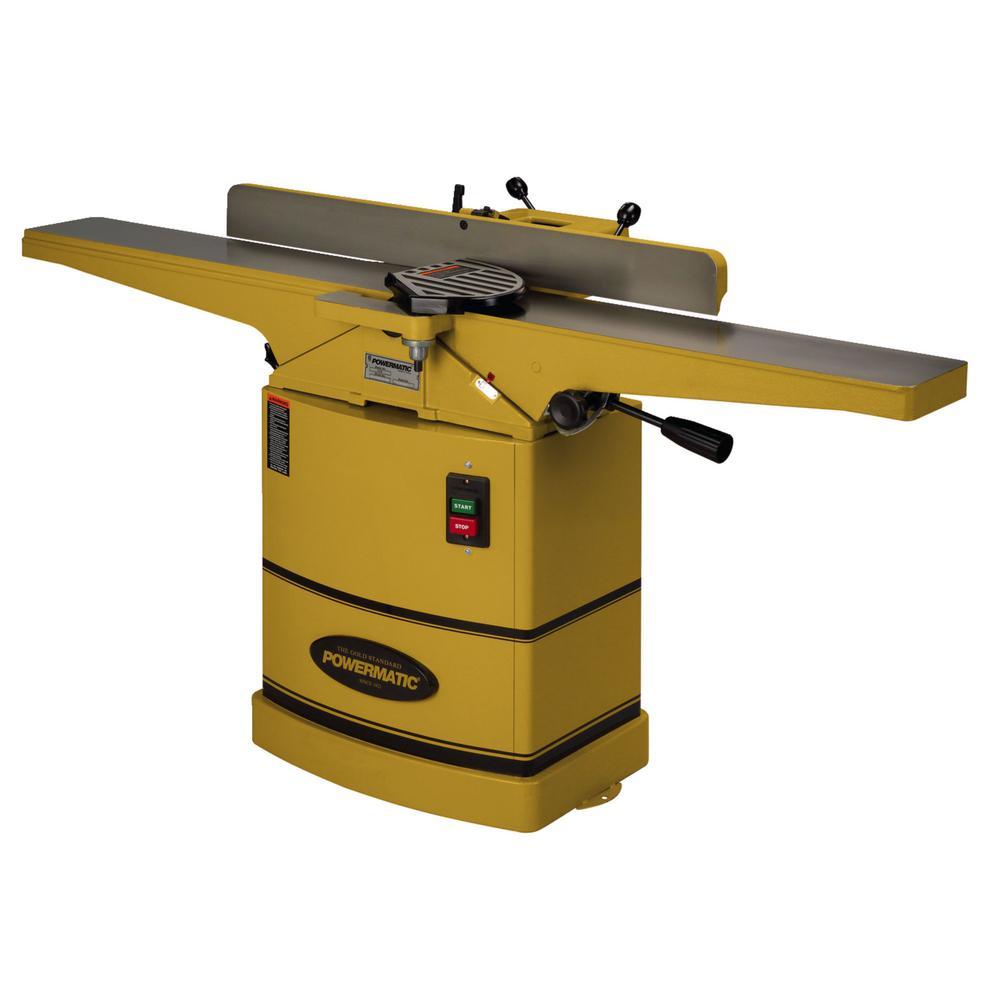 54A 115-Volt/230-Volt 1 HP QS KNVS Jointer